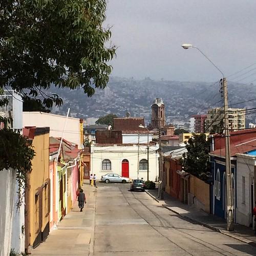 Cerro Los Placeres #Valparaíso #Chile