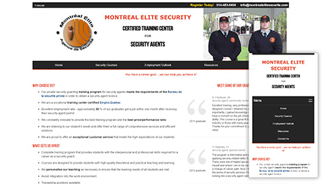 Montreal Elite Security Academy