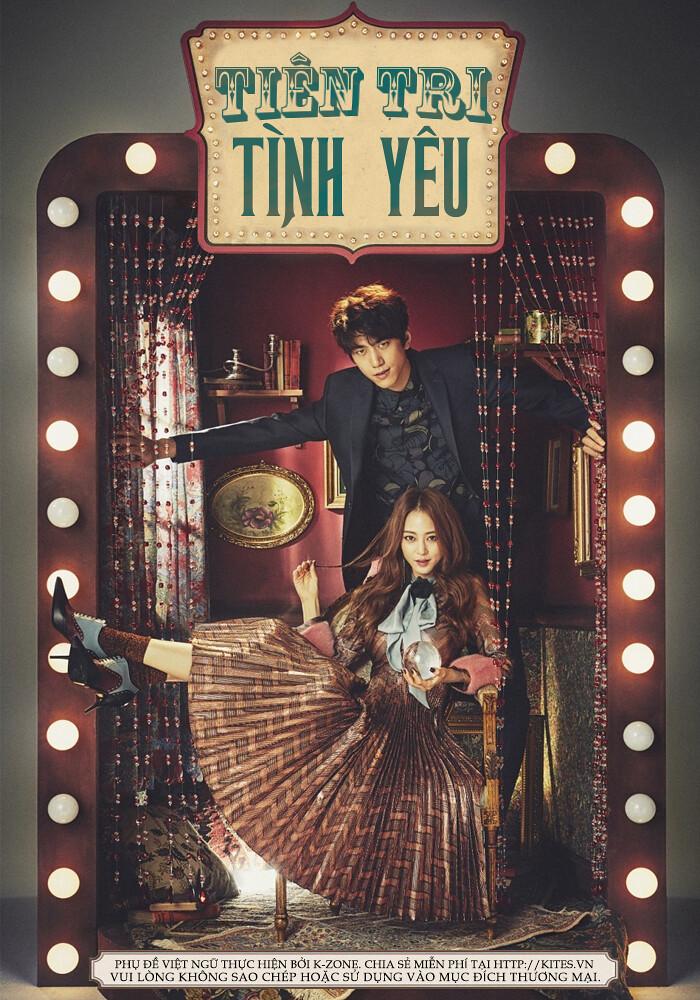 Tiên Tri Tình Yêu: Han Ye Seul, Sung Joon [jTBC 2016] 720p HDTV