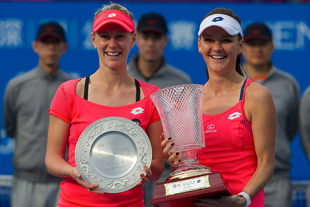 with Alison Riske