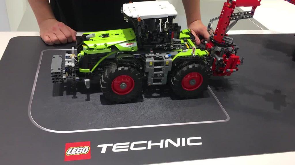 Lego Technic Claas Xerion 5000 Trac Vc Set 42054 Those