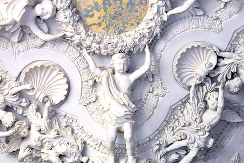 """Ellwangen an der Jagst. Die Wallfahrtskirche """"Zu unserer lieben Frau"""" wird auch """"Schönenbergkirche"""" genannt, weil sie auf dem Schönenberg bei Ellwangen liegt. Vom Ellwanger Schloss aus hat man einen schönen Blick auf diesen bedeutenden Wallfahrtsort - und umgekehrt ebenso. Foto Brigitte Stolle April 2016"""