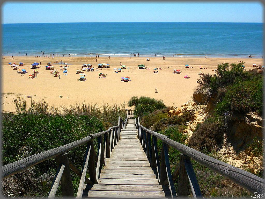 Playa Del Parador De Mazag 243 N Huelva Spain Jose A