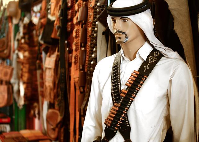 Curiosos souvenirs de Qatar que nos dejaron a cuadros