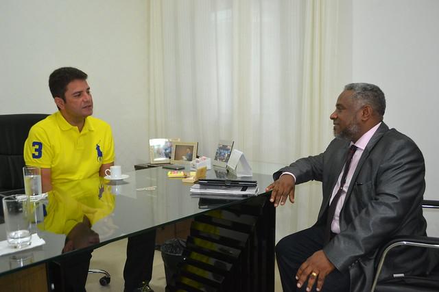 Bispo José - Escritório do senador Gladson Cameli - Rio Branco