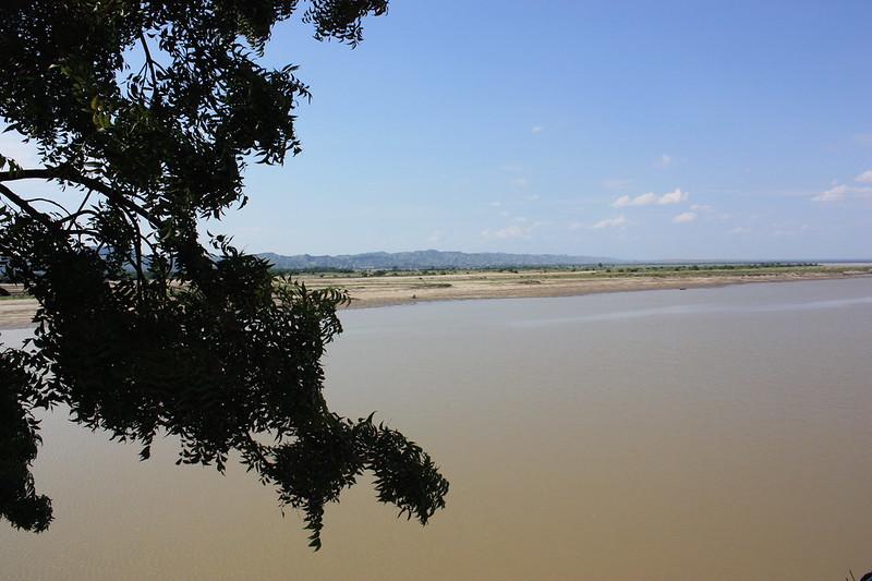 Иравади в Мьянме