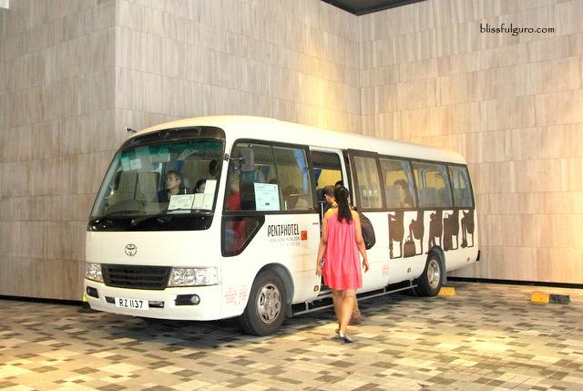 Pentahotel Kowloon Hong Kong Shuttle