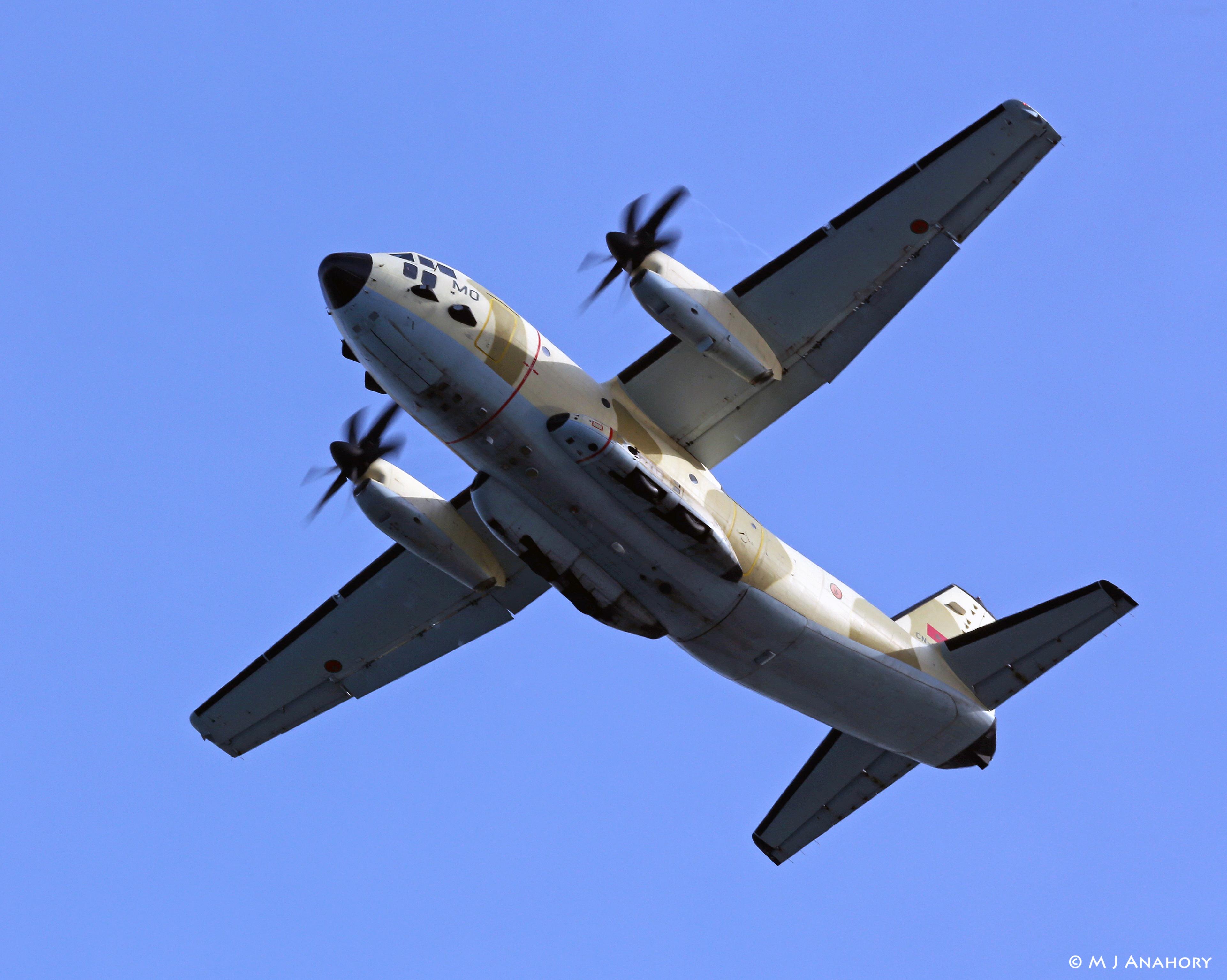طائرات النقل العاملة بالقوات المسلحة المغربية - صفحة 3 24862209182_af8142233d_o
