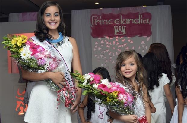 Miss Princelandia 2016 escogió a sus primeras ganadoras