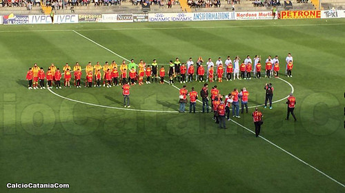 Benevento-Catania 1-0: Segni di risveglio$