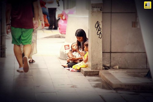 eradication of beggars  trying his best to initiate the change which he looks forward to seeing in the  society, working towards eradicating child beggars from india.