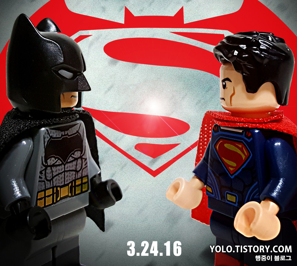 Lego Batman Vs Superman Dawn Of Justice