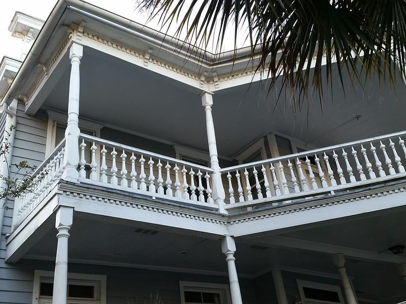 porch and trim