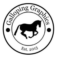 Galloping Graphics: an Online Horse Store