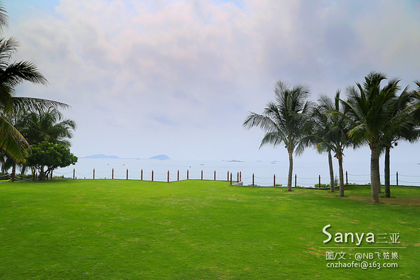 2016.3 caprice tours Sanya: secluded Bay, House in MGM