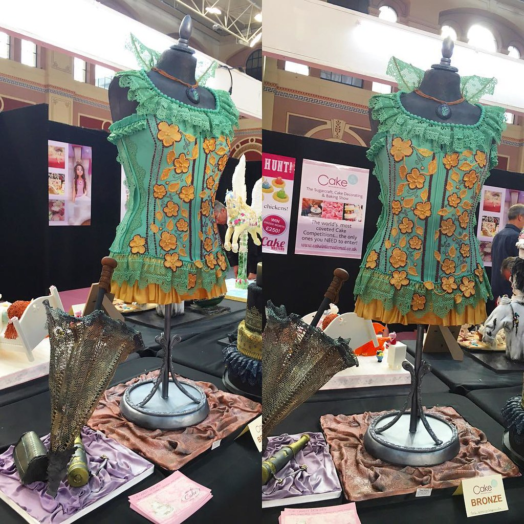 Fantasy Design at Cake International 2016