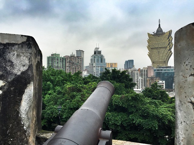 Fortaleza do Monte (Macao)