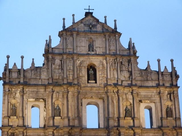 Ruinas de Sao Paulo (Macao)