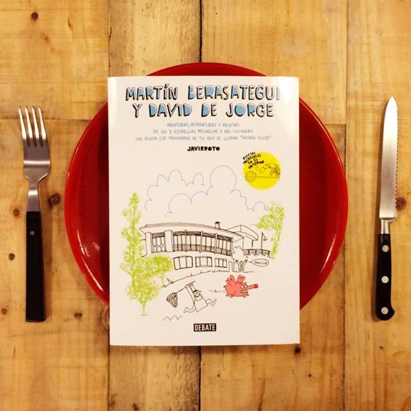 Mart n berasategui y david de jorge aventuras for La cocina de david de jorge