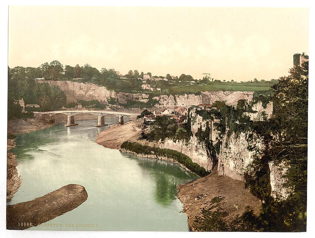 The bridge, Chepstow