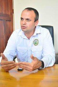 Juan Carlos Guevara, secretario general del PPT-Táchira. (Foto/Jhovan Valdivia)