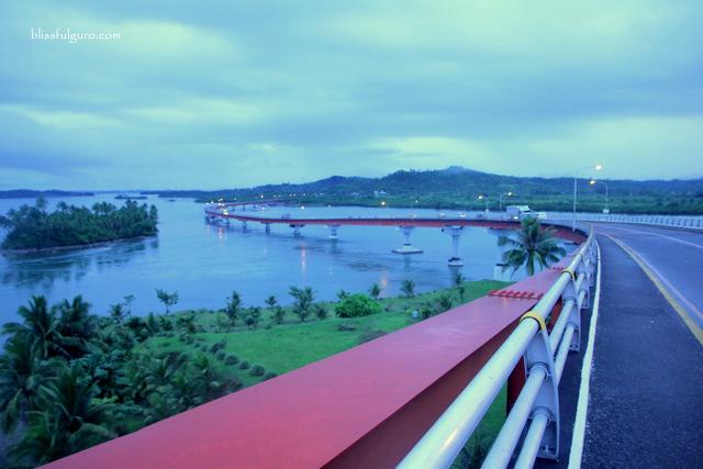 San Juanico Bridge Samar Leyte