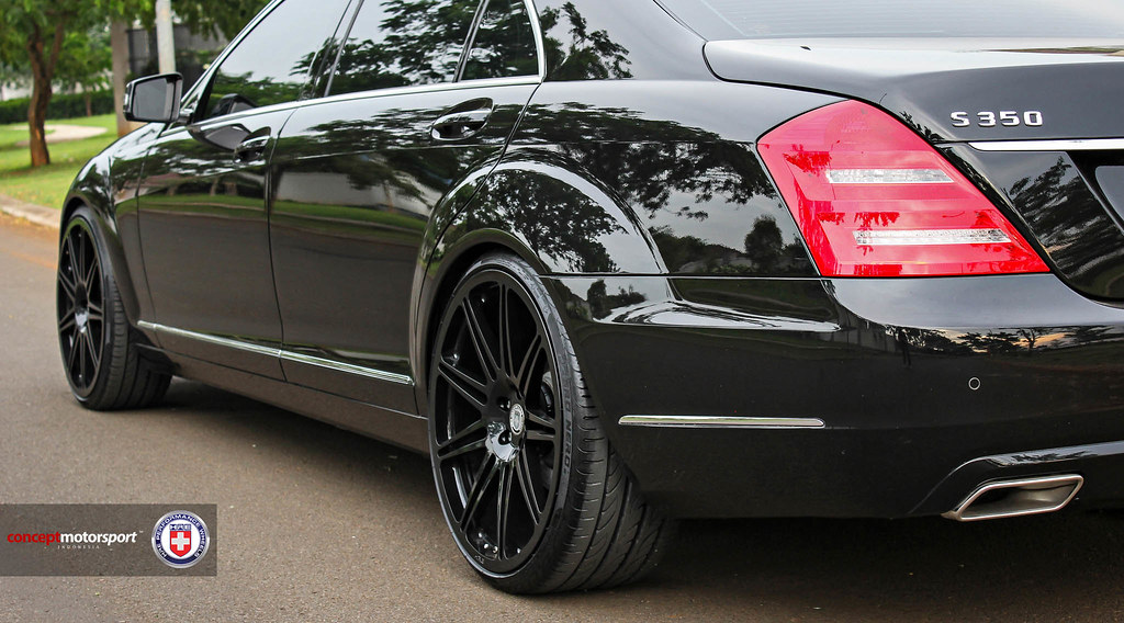 Hre Wheels Mercedes Benz S350 With Hre Classic 301m