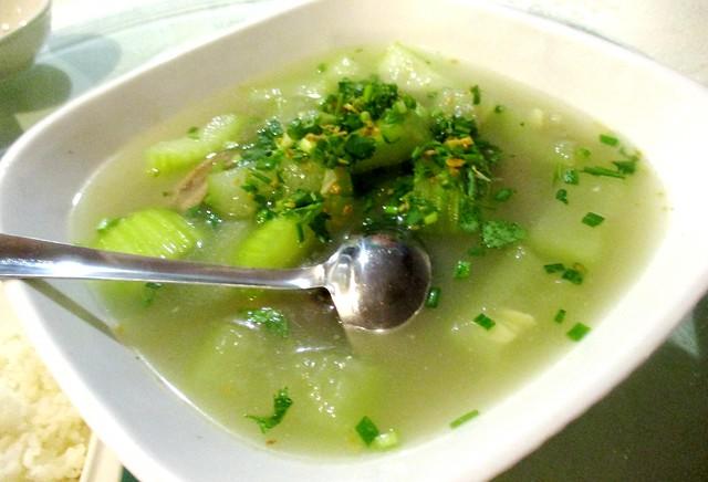 Flavours petola ular soup