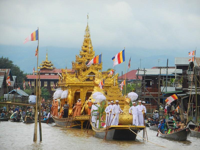 Ладья-пагода Пхаунг До У
