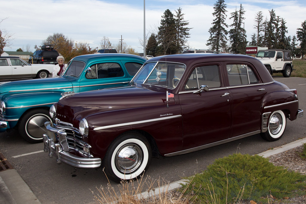 1949 plymouth special deluxe 4 door sedan coconv flickr for 1949 plymouth 4 door sedan