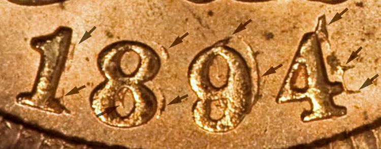 Detail of 1894/1894