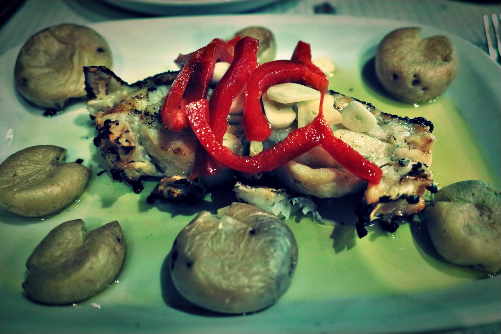 바깔라우. 대구.-'리스본 오 치아두 레스토랑 Restaurant O Chiado Lisbon'