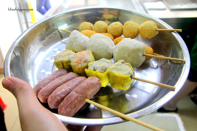 Macau Fish Balls