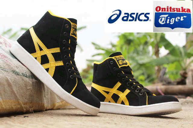 Sepatu Asics High Lokal (1) | oleh notaspecial
