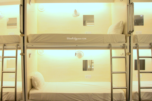 Tambayan Capsule Hostel Manila Dorm Room