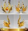 [Imagens] Máscara da Morte de Câncer Soul of Gold  25004685826_bb20cdbb5b_t