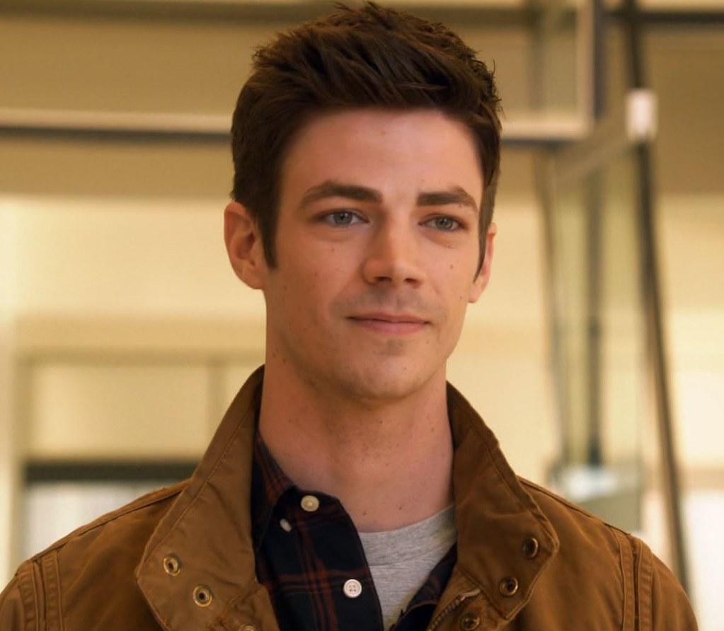 Barry Allen Grant Gustin As Barry Allen In Supergirl 118
