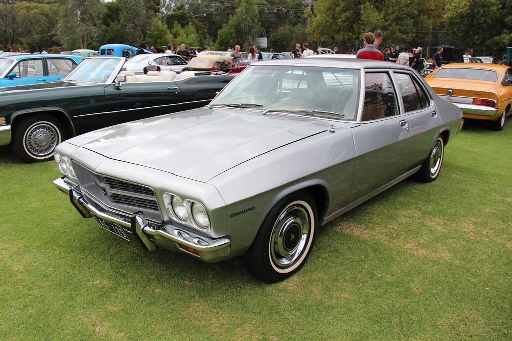 1972 Holden Hq Premier Sedan Baroda Silver The Hq