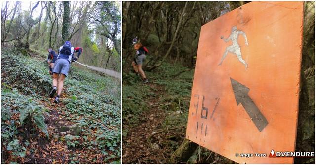 Δύσκολη η ανάβαση που ξεκινάει στο 6ο Km της διαδρομής, με 36% κλίση! Ο αθλητής όμως αποζημιώνεται από την μοναδική ομορφιά του τοπίου γύρω του!