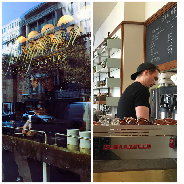 Stumptown Coffee Roasters at the Ace Hotel New York