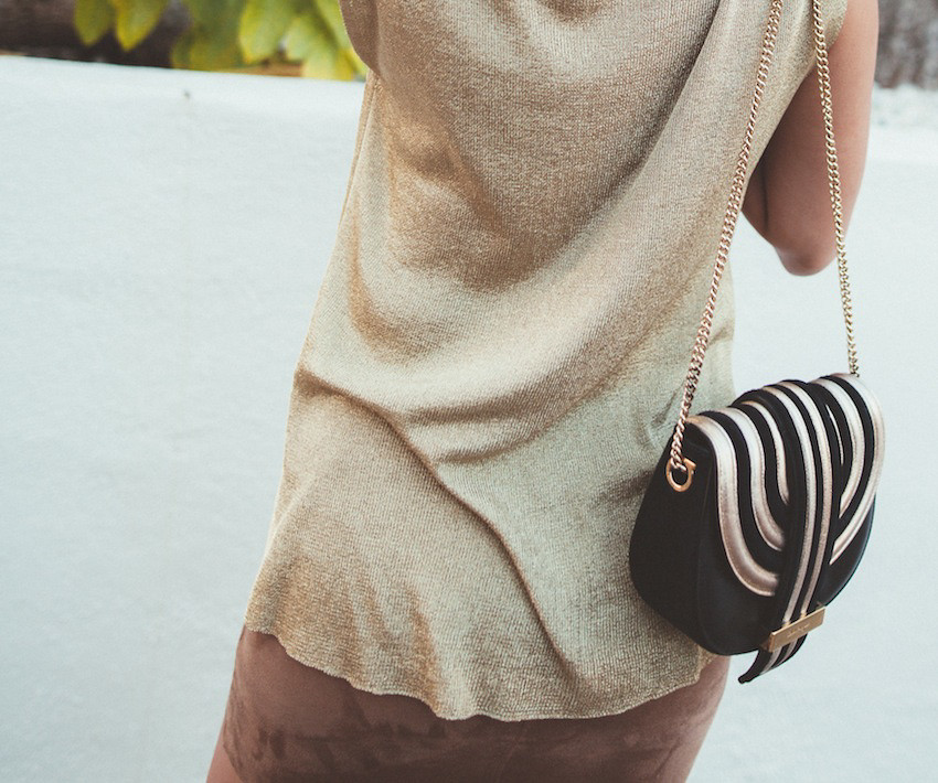 Metallic and Neutrals | HONEY & SILK