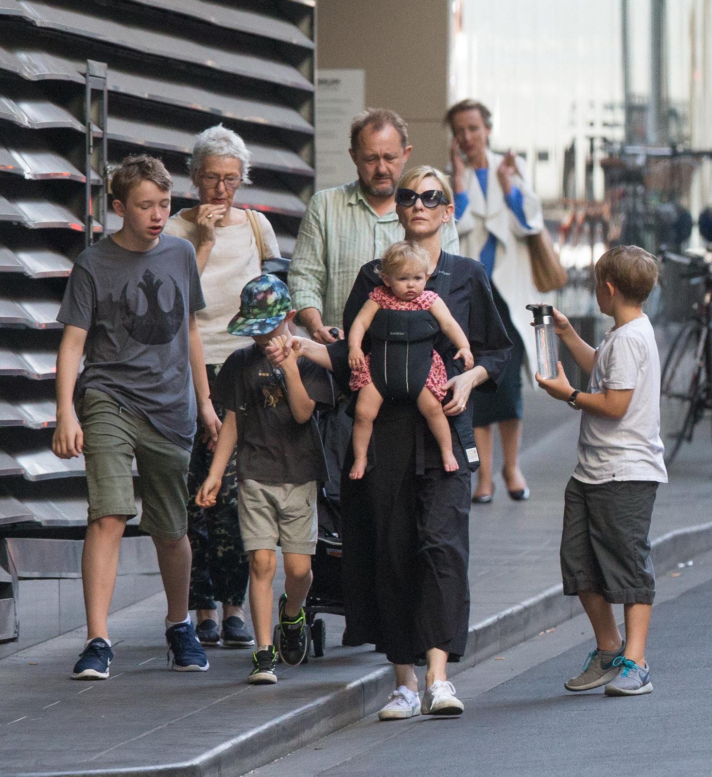 Cate Blanchett Kinder