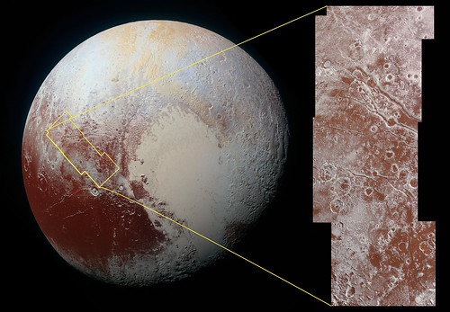 VCSE - Pluto, Terra Viking - NASA, New Horizons