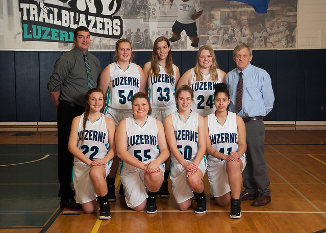 Women's Basketball 2015-16