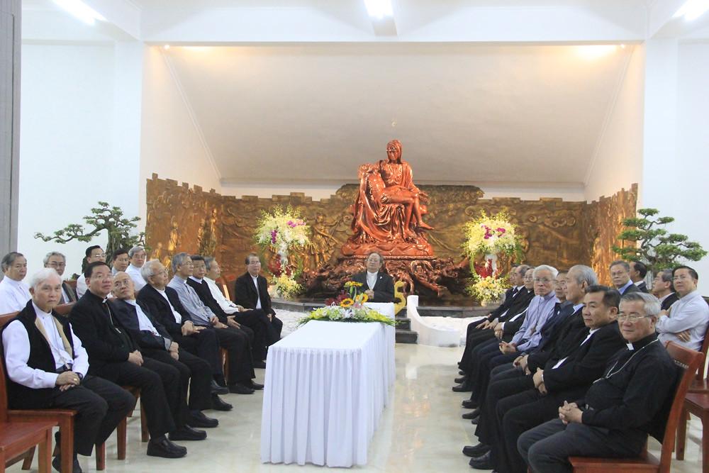 Biên Bản Hội Nghị Thường Niên Kỳ I-2016 Hội Đồng Giám Mục Việt Nam