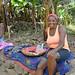 Tablet seller, Ribeira do Paul Valley, Santo Antao, Cape Verde