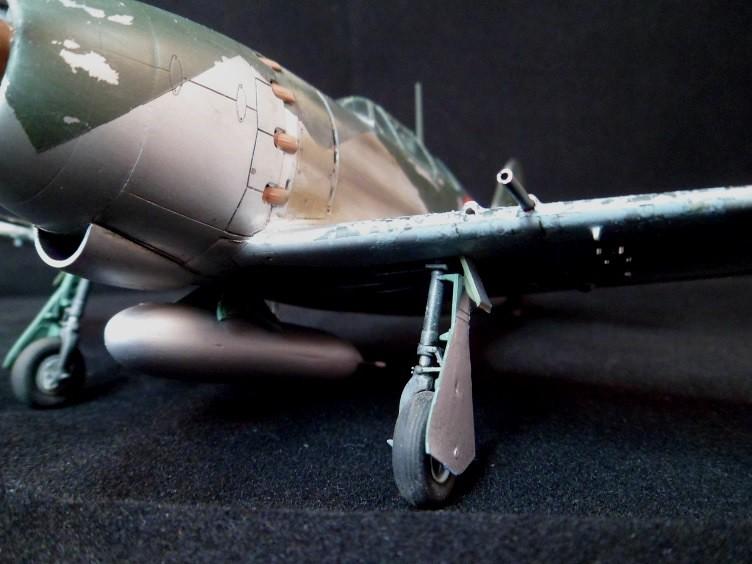 Jack l'éventreur [Mitsubishi J2M3 mle 21 Raiden Jack Tamiya 1/48] 26240396325_ba7403e43a_b