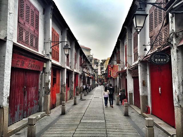 Rúa da Felicidade (Macao)
