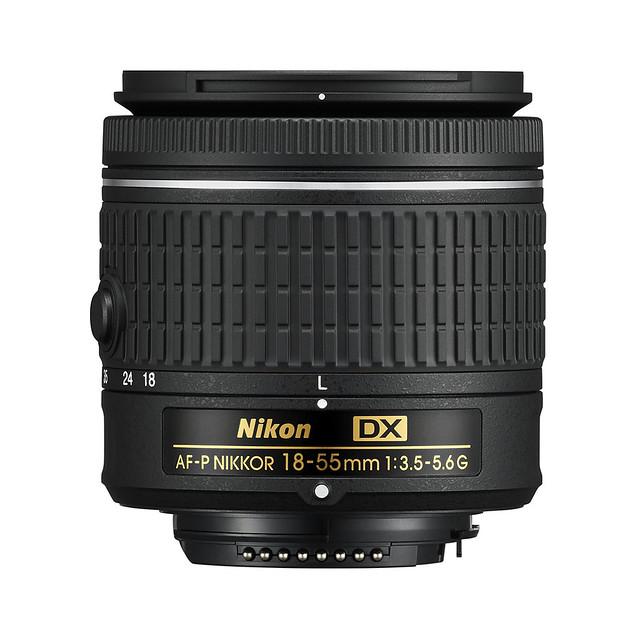 Nikon objektiv DX formata