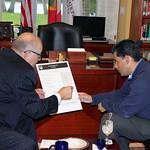 Rep. Oliva visit to FIU